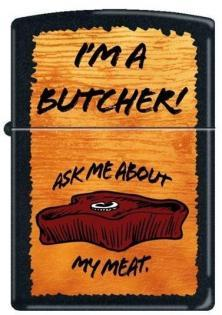 Zippo I am A Butcher 6473 lighter