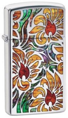 Zippo Fusion Floral 29702 lighter