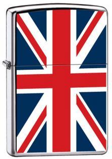 Zippo United Kingdom Flag 7961 lighter