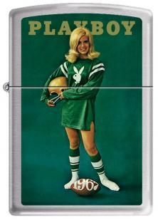 Zippo Playboy Cover 1967 September 1205 lighter