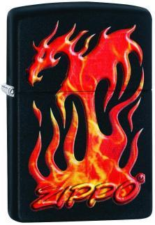 Zippo Flaming Dragon 3D 29735 lighter