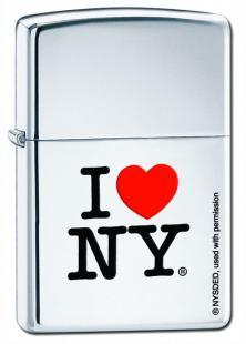 Zippo I Love New York 24799 lighter