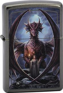 Zippo 26779 Anne Stokes Dragon lighter