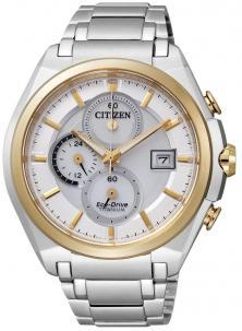 Citizen CA0355-58A Chrono Super Titanium  watch