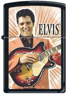 Zippo Elvis Presley - Playing Guitar 7238 lighter