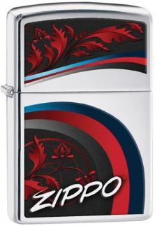 Zippo Satin and Ribbons 22240 lighter