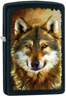 Zippo Painted Wolf 0918 lighter