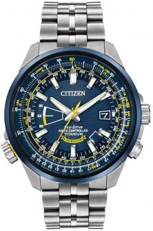 Citizen CB0147-59L Blue Angels Radiocontrolled watch