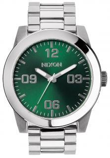 Nixon Corporal SS Green Sunray A346 1696 watch