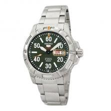 Seiko SRP215K1 5 Sports Military Automatic watch
