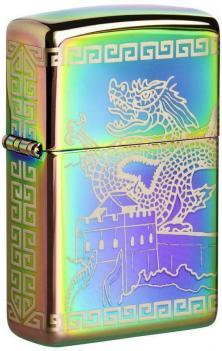 Zippo Great Wall of China 49045 lighter