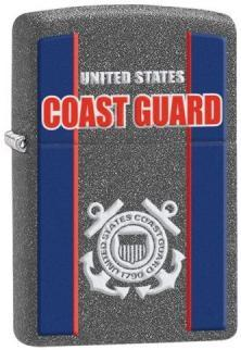 Zippo US Coast Guard 29386 lighter