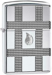 Zippo Geometric Design 49079 lighter