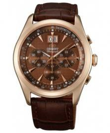 Orient FTV01001T Chronograph watch