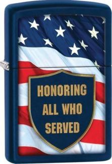Zippo All Who Served 29092 lighter