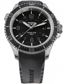 Traser P67 SuperSub Black 109377 watch