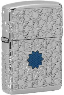 Zippo Arabic Pattern Design 49076 lighter