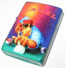 Zippo Camel Joe Pool Player 1993 lighter