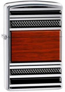 Zippo Steel And Wood 22890 lighter