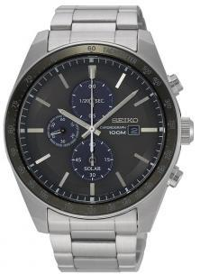 Seiko SSC715P1 Solar Chronograph watch