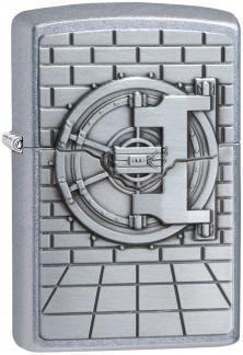 Zippo 29555 Safe Gold Cash lighter