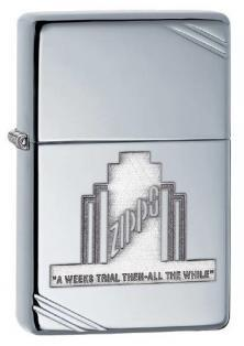 Zippo A Weeks Trial 22829 lighter