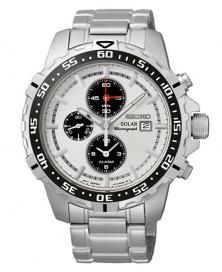 Seiko SSC297P1 Solar Chronograph watch