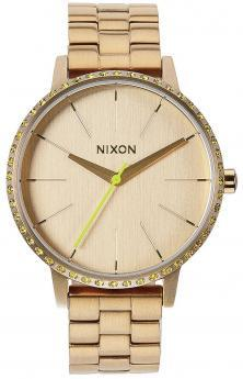 Nixon Kensington All Gold Neon Yellow A099 1900 watch