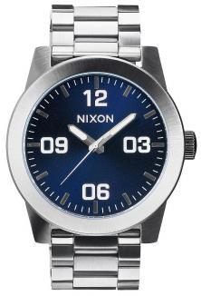 Nixon Corporal SS Blue Sunray A346 1258 watch