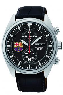 Seiko SNN269P1 FC Barcelona Special Edition watch