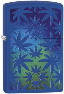 Zippo Weed Cannabis Leaf 5916 lighter