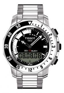 Tissot Sea Touch T026.420.11.051.00  -33 % watch