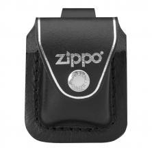 Zippo Black Pouch - Loop LPLBK lighter