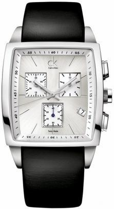 Calvin Klein Bold Square Chrono K3047120   watch