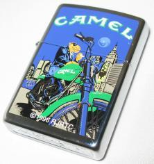 Zippo Camel Joe Motorcycle 1998 lighter