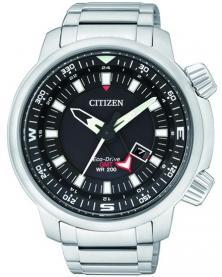 Citizen BJ7080-53E Eco-Drive GMT Diver watch