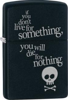 Zippo Live For Something 29091 lighter