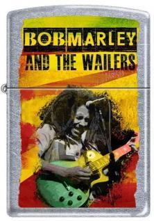 Zippo Bob Marley And The Wailers 1040 lighter