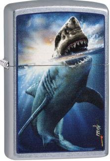 Zippo Mazzi Shark Attack 29568 lighter