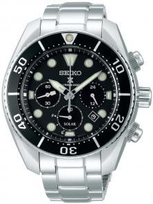 Seiko SSC757J1 Prospex Solar Chronograph watch