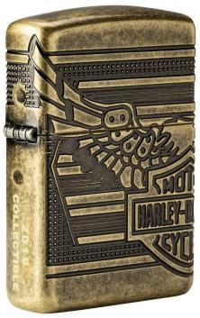 Zippo Harley Davidson 2019 Collectible 29898 lighter