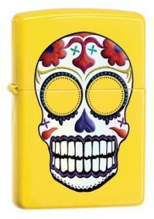 Zippo Skull - Day of the Dead 26371 lighter