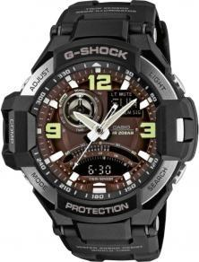 Casio G-Shock GA-1000-1B Gravity Master watch