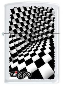 Zippo Dimension - Black and White 6316 lighter