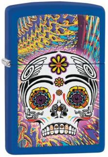 Zippo Day Of The Dead 28470 lighter