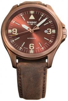 Traser P67 Officer Automatic Bronze Brown 108073  watch