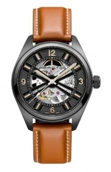Hamilton Khaki Field Skeleton Auto H72585535 watch