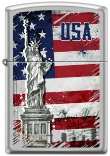 Zippo USA Statue Of Liberty 5025 lighter