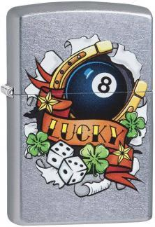 Zippo Luck Tattoo 29604 lighter