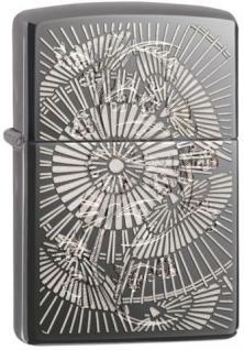 Zippo Asian Floral 29421 lighter